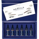 NEBULA EYEBROWS SET 6 COLORS / ZESTAW 6 FARB DO AIRBRUSH 6 x 14 ml